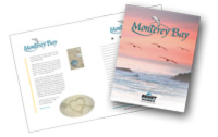 Montery Bay Booklet and Inside